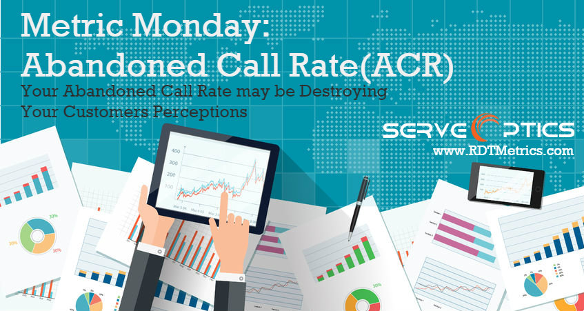 Abandoned Call Rate (ACR) metric