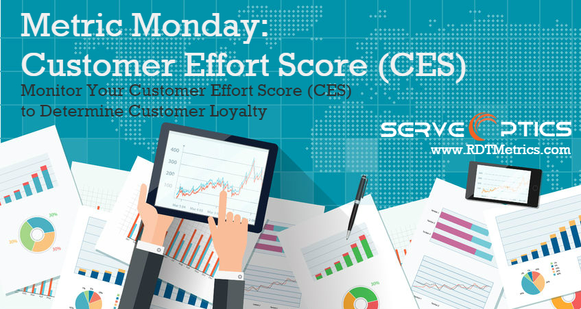 Customer Effort Score (CES)